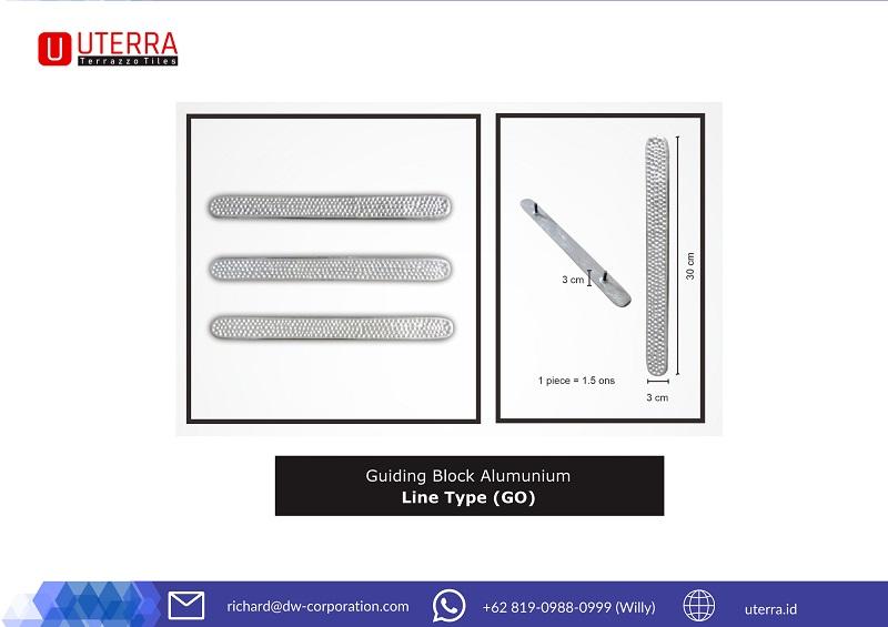 guiding-block-stainless-steel-motif-line-uterra