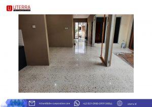 keramik-terrazzo-jakarta-orange-classic-interior-rumah-bekasi (2)